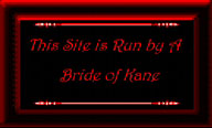 This site run by a Bride of Kane
